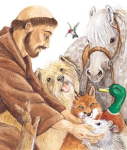 St Francis of Assisi - St Stephen's Church Blessing of the Animals