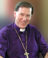 Archbishop Fred Hiltz