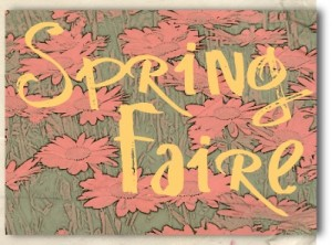 Spring Faire - St Stephens Anglican Church