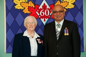 Norma Sealey Diamond Jubilee Medal - St Stephens Anglican Church
