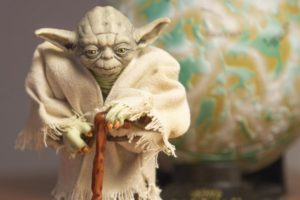 Talk-Like-Yoda-Day-Church Like Yoda talk you must on May 21, Talk Like Yoda Day. ©iStockphoto.com/tpnagasima
