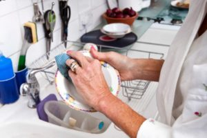 no-dirty-dishes-day-church Take a break from the often times boring chore of washing dishes on No Dirty Dishes Day. ©thinkstockphoto.com