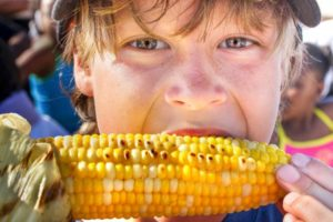 Corn-on-the-Cob-Day-Church Celebrate summer by treating yourself to some delicious corn on the cob. ©bigstockphoto.com/soupstock